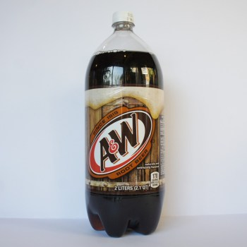 A&W Root Beer American soda from Auntie Ammie's Candy Shop UK