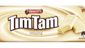 Arnotts Tim Tam - White (165g) from auntie ammies candy shop