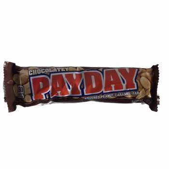 Payday Chocolatey 52g from auntie jammies American candy shop