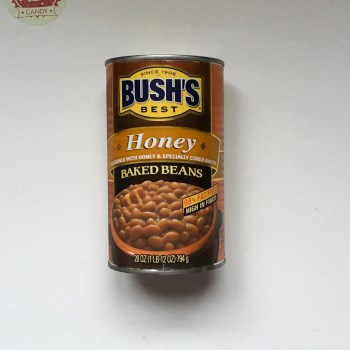 Bush Honey flavoured Baked Beans (794g) from Auntie Ammies Candy Shop