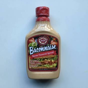 J&D's Baconaise (443ml) From Auntie Ammies Candy Shop