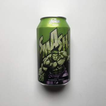 Marvel Avengers Hulk Smash Mineral Drink (750ml) From Auntie ammies American Candy Shop