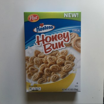 Post Hostess honey-bun cereal (326g) From Auntie Ammies American Candy Shop