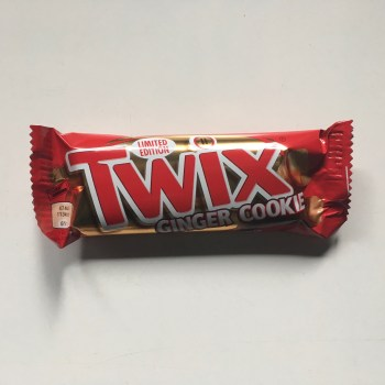 Twix Gingerbread cookie 46g from Auntie Ammies Candy Shop