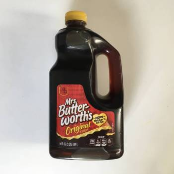 Mrs Butter-Worth's Original Syrup (1.89L) From Auntie Ammie Candy Shop