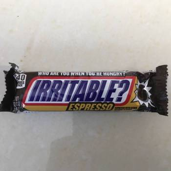 Snickers Espresso (51g) From Auntie Ammies candy store