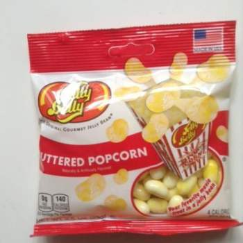 Jelly Belly Buttered Popcorn traditional American food