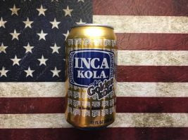 Inca Kola The Golden Kola 355ml From Auntie Ammies Candy Shop