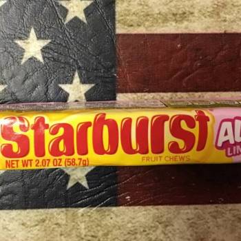 Starburst chews limited edition from auntie ammies Candy Shop