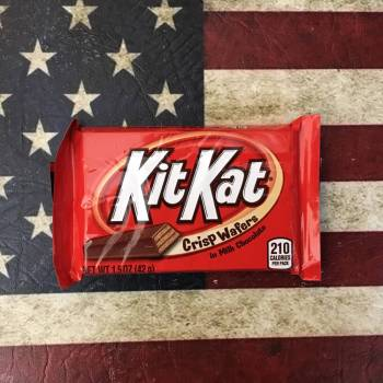 4 Fingered Kit Kat (US Import) 42g From Auntie Ammies Candy Shop
