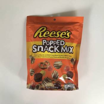 Reese's Popped Snack Mix From Auntie Ammies Candy Shop