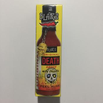 Blair's Original Death Sauce American food UK