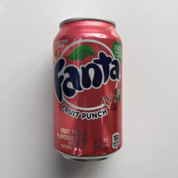 Fanta Fruit Punch from Auntie Ammie's Candy Shop