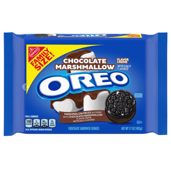 OREO Chocolate Marshmallow Family Size - 17oz (482g) from Auntie Ammies American Candy Shop
