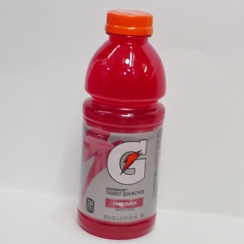 Gatorade Fruit Punch from Auntie Ammie's American Candy Shop UK