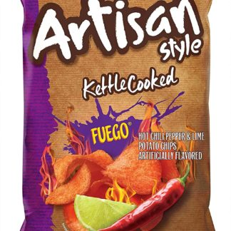 Takis Fuego Kettle Cooked Potato chips 227g