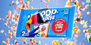 Pop Tarts Fruit Loops 2-pack (96g)