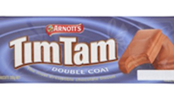 Arnotts Tim Tam - Double Coat (200g) from Auntie Ammies Candy Shop