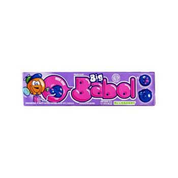 Big Babol Bubblegum Blueberry (22.5g)