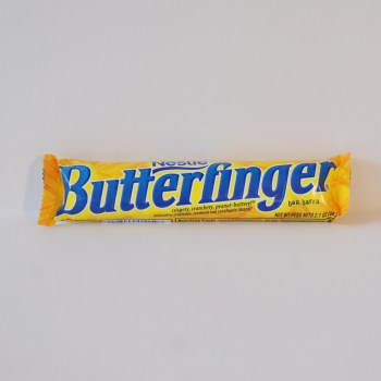 nestle butterfinger bar American sweets from Auntie Ammie's Candy Shop