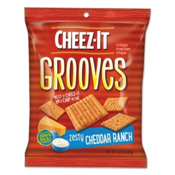 Cheez-It Grooves Zesty Cheddar Ranch 92g