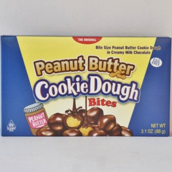 Peanut Butter Cookie Dough Bites from Auntie Ammie's American Candy Shop UK