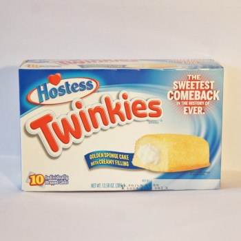 cream filled sponge snack made famous by zombieland from nestle American foods from Auntie Ammie's Candy Shop UK