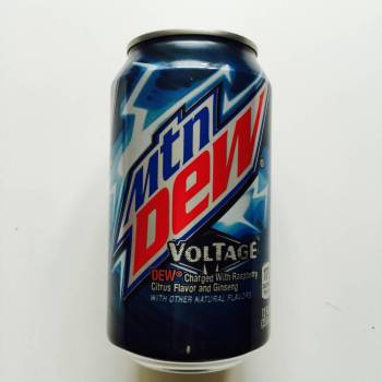 Mountain dew voltage from Auntie Ammie's American Candy Shop UK