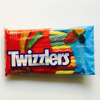 Hershey's Twizzler Big Bag Rainbow Twist from Auntie Ammie's American Candy store UK