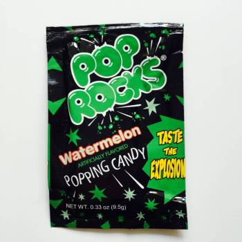 Pop Rocks Watermelon from Auntie Ammie's American Candy store UK