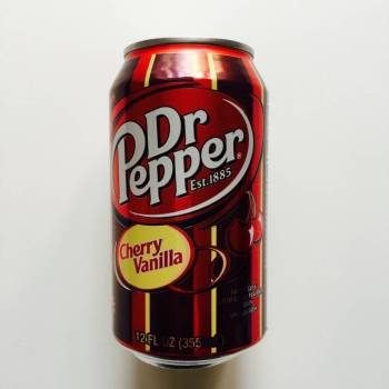 dr pepper cherry vanilla from Auntie Ammie's American Candy store UK