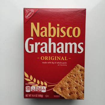 Nabisco Graham Crackers American snacks
