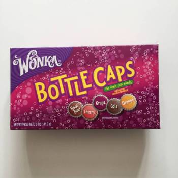 Wonka Bottlecaps from Auntie Ammie's American Candy Shop UK