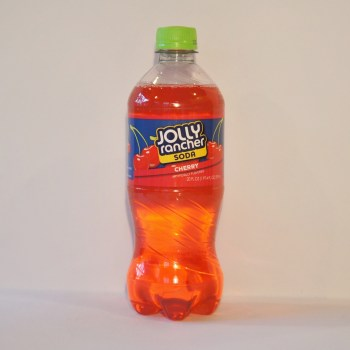 cherry jolly rancher American soda from Auntie Ammie's Candy Shop UK