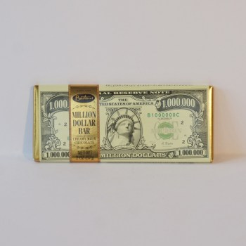 million dollar chocolate bar American sweets from Auntie Ammie's Candy Shop