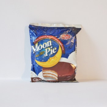 chatanooga moon pie sandwich chocolate soft biscuit from nestle American food from Auntie Ammie's Candy Shop UK