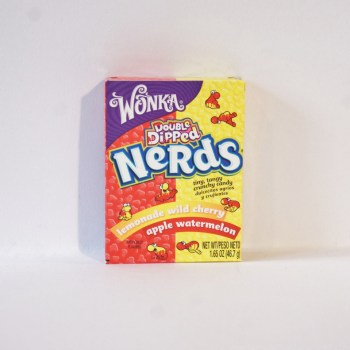 double dipped nerds from nestle wonka American sweets from Auntie Ammie's Candy Shop UK