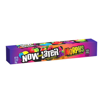 Now & Later Morphs Flavour Changing Candy - 2.44oz (69g) from Auntie ammies American candy shop