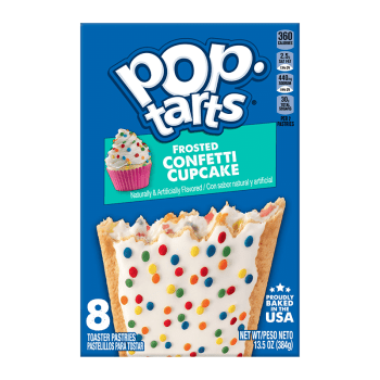 Pop Tarts Frosted Confetti Cupcake 13.5oz (384g)