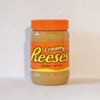 Reese's Creamy Peanut Butter from nestle American food from Auntie Ammie's Candy Shop UK