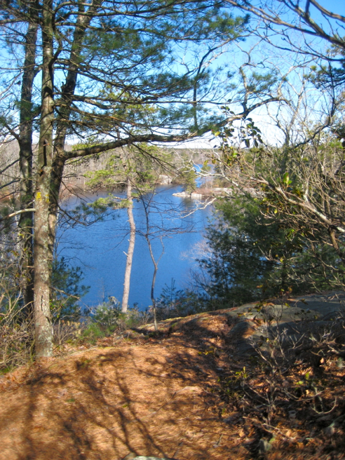 another view of yawgoog pond