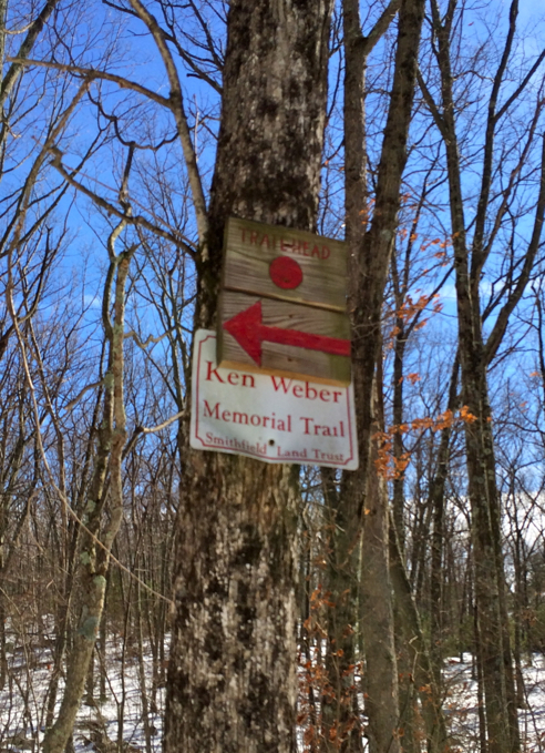 ken weber trail head