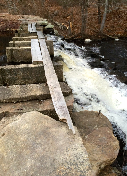 millpond dam