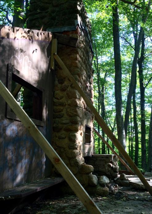 old ccc picnic pavilion