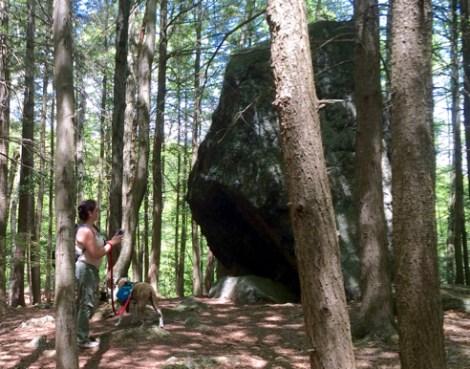 Gigantic Boulder