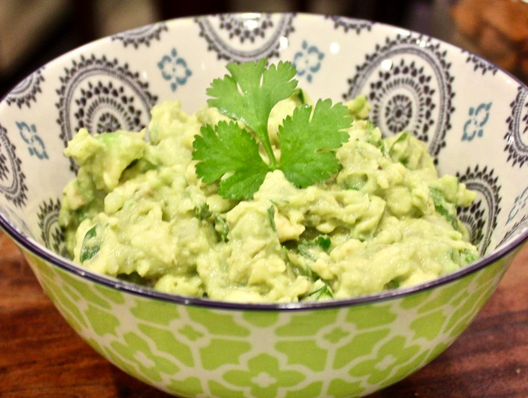 Quick Fresh Guacamole