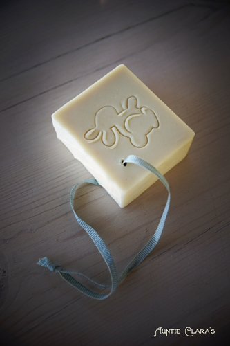 Buttermilk Baby Soap by Auntie Clara's