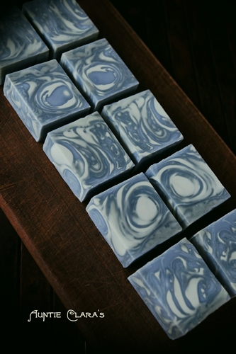 Intentional Crop Circle Design Handcrafted Soap by Auntie Clara's