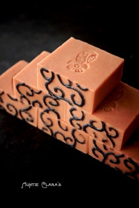 Sandalwood & Rose Soap by Auntie Clara's
