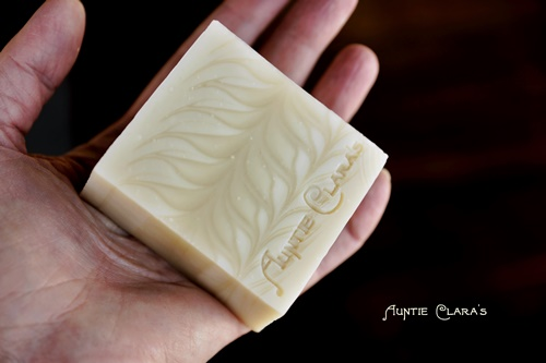 Ghost Swirl Soap by Auntie Clara's